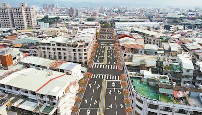 台中太平市民大道 111年底完工