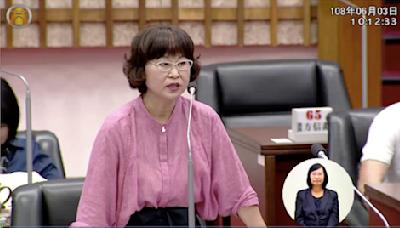 最資深議員李喬如憶述城中城歷史 批國民黨卸責「打嘴砲」