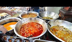 The OLDEST Market In Bangkok & All Your CURRY DREAMS Come True