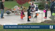 CDC issues guidance on gathering for the holidays