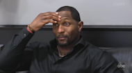 Ray Lewis forced out of 'Dancing With the Stars' with foot injury