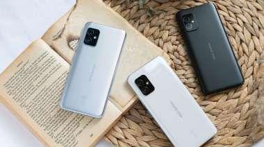 〈華碩新機發表〉搶攻5G手機市場 新一代Zenfone 8亮相