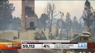 59,112-Acre Tamarack Fire Near Lake Tahoe 4% Contained