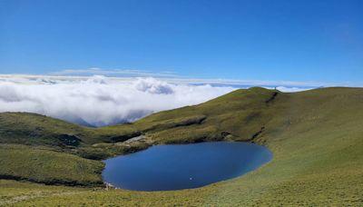 嘉明湖滿水位美景再現(1) (圖)