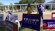 Texas Republicans lose bid to toss drive-thru votes