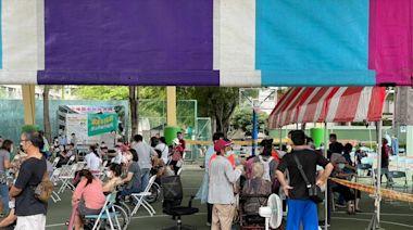 訪查高市長輩疫苗施打情形 時力高市黨部呼籲宣導要落實到社區