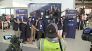United Airlines honors Juneteenth with historic all-Black flight crew