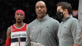 WATCH: Wizards soak Wes Unseld Jr., gift him game ball for coach's first win