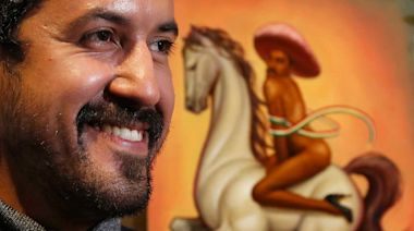 Zapata painting will stay on display in Mexico despite controversy, protests