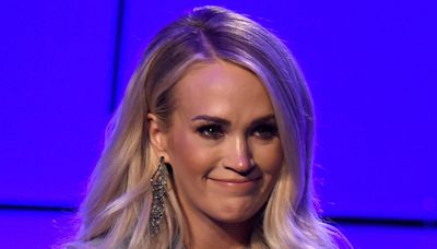 Carrie Underwood Gets Fit on Mother's Day in Trending Biker Shorts & Her Favorite Sneakers