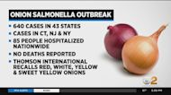 Widespread Salmonella Outbreak Linked To Onions Reaches New Jersey