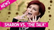 Cyndi Lauper Defends Friend Sharon Osbourne Amid 'Talk' Controversy