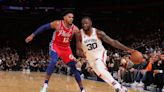 Kemba Walker Shines as Knicks Improve to 3-1 with Win over Joel Embiid, 76ers