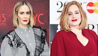 Sarah Paulson Flattered Over Adele Comparison After Lookalike Pic Goes Viral: She's 'A Beauty'