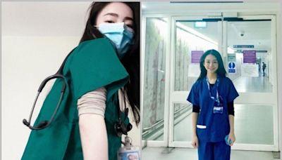 正妹女醫「1原因」去考機師執照 萬人跪著看:太猛了吧
