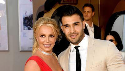 Britney Spears's Fiancé, Sam Asghari, Replies to Fans' Comments About Him Signing a Prenup