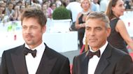 George Clooney's Bromance With Brad Pitt Grows Stronger in New Charity Campaign Video
