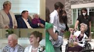 Families reunite on Mother's Day at Utah assisted living facility