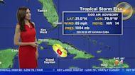 Tracking Tropical Storm Elsa 7/5/2021 6AM