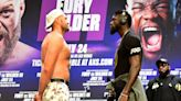 Wilder brands Tyson Fury 'one of the biggest cheats in boxing' ahead of trilogy