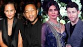 The 20 biggest celebrity weddings of the decade