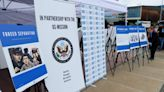 'Wall of the Disappeared': US-backed Uighur exhibit opens in Geneva
