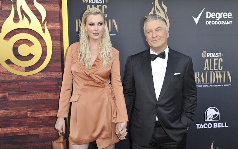 Alec Baldwin's daughter Ireland clashes with Candace Owens over 'Rust' tweets