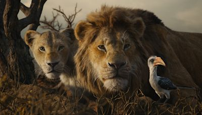 'The Lion King' is now Disney's most successful film outside of 'Marvel' and 'Star Wars'