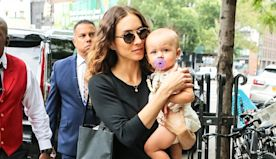Troian Bellisario Steps Out For First Time With Baby — See Adorable Pic
