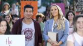 What's up with Jessie and Slater on the new Saved by the Bell ? 'There are flickers'