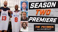 Chris Broussard talks newest Knicks Kemba Walker and Evan Fournier (Season 2 premiere) | The Putback with Ian Begley