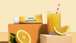 Tropicana Created a Toothpaste That Won't Ruin the Taste of Orange Juice