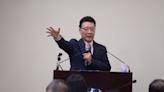 「國民黨親中沒有冤枉!」趙少康赴中常會演講「和平、奮鬥、救台灣」
