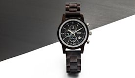 In Canada, Watches From Wood