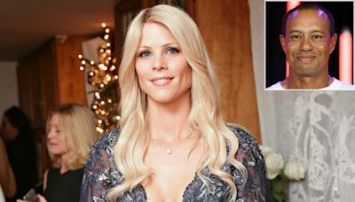 Elin Nordegren Has Been 'Amazing' About Making Sure Kids See Tiger Woods After Crash, Source Says