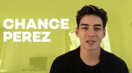 Chance Perez on becoming a Power Ranger, solo artist and father