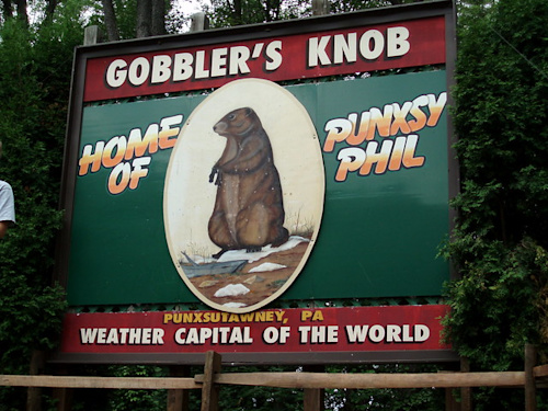 Gobbler's knob official photo