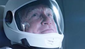 Astronaut review – care-home resident shoots for the stars