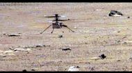 NASA's Ingenuity helicopter experiences navigational error on Mars