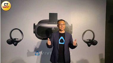 HTC VR新品上市遇疫情 黃昭穎:出貨正常