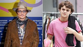 13 Celebrity Dads With Look-Alike Sons: Matthew McConaughey, Johnny Depp & More