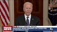 ABC News Special Report: President Biden speaks on cease-fire between Israel and Hamas