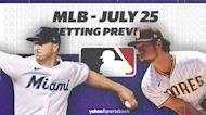 Betting: MLB | July 25