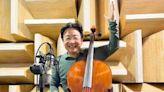 大提琴裝上「琴弦四季豆」 結果讓張正傑大呼Magic