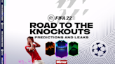 FIFA 22 Road to the Knockouts (RTTK) predictions, leaks and promo upgrade info