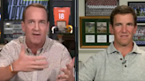 'Nice call, Romo,' Five things we learned from Week 2 of Peyton & Eli on MNF