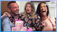 Kelly Surprises Boston Couple With Best Gender Reveal Of All Time