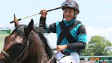 Paco Lopez back riding after being in terrifying spill Saturday in the Haskell Stakes