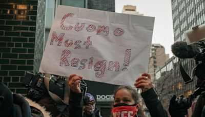 Andrew Cuomo's initial refusal to resign echoes executive harassment dilemmas for employers