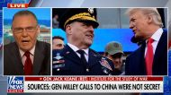 Retired general says Milley's calls with China are normal and being 'sensationalized'